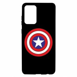 Чехол для Samsung A72 5G Captain America