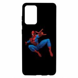 Чохол для Samsung A72 5G Людина павук