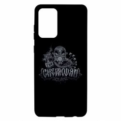 Чехол для Samsung A72 5G Chemodan Clan Art