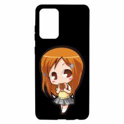 Чохол для Samsung A72 5G Chibi Orihime Bleach