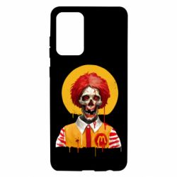 Чохол для Samsung A72 5G Clown McDonald's skeleton