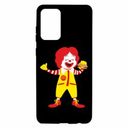 Чохол для Samsung A72 5G Clown McDonald's