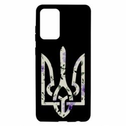 Чехол для Samsung A72 5G Coat of arms with patterns