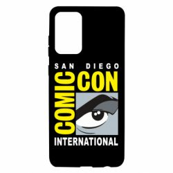Чохол для Samsung A72 5G Comic-Con International: San Diego logo