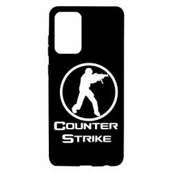 Чехол для Samsung A72 5G Counter Strike