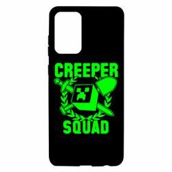 Чохол для Samsung A72 5G Creeper Squad