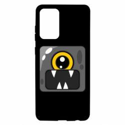 Чохол для Samsung A72 5G Cute black boss