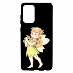 Чохол для Samsung A72 5G Cute Fairy in watercolor style