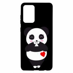 Чохол для Samsung A72 5G Cute panda
