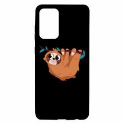 Чохол для Samsung A72 5G Cute sloth