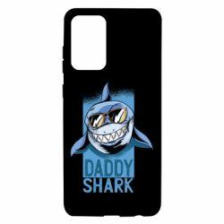 Чохол для Samsung A72 5G Daddy shark