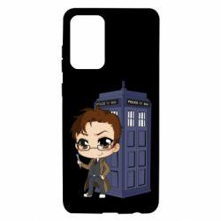 Чохол для Samsung A72 5G Doctor who is 10 season2