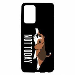 Чохол для Samsung A72 5G Dog not today