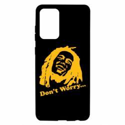 Чохол для Samsung A72 5G don't Worry (Bob Marley)