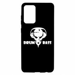 Чохол для Samsung A72 5G Drumm Bass