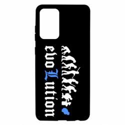 Чохол для Samsung A72 5G Evolution Death Note