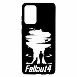 Чехол для Samsung A72 5G Fallout 4 Art
