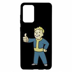 Чехол для Samsung A72 5G Fallout Boy