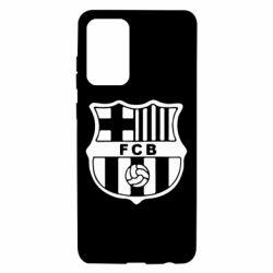 Чохол для Samsung A72 5G FC Barcelona