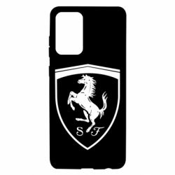 Чохол для Samsung A72 5G Ferrari horse