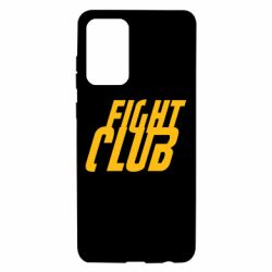 Чохол для Samsung A72 5G Fight Club