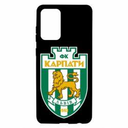 Чохол для Samsung A72 5G ФК Карпати Львів