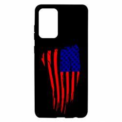 Чохол для Samsung A72 5G Прапор США