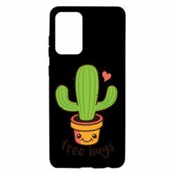 Чохол для Samsung A72 5G Free Hugs Cactus