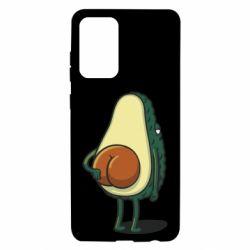 Чохол для Samsung A72 5G Funny avocado