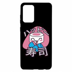 Чехол для Samsung A72 5G Funny sushi
