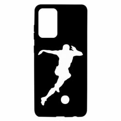 Чехол для Samsung A72 5G Футбол