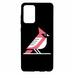 Чохол для Samsung A72 5G Geometric Bird