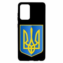 Чехол для Samsung A72 5G Герб України 3D