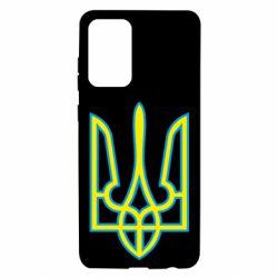Чохол для Samsung A72 5G Герб України (двокольоровий)