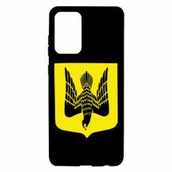 Чохол для Samsung A72 5G Герб України сокіл