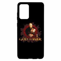 Чохол для Samsung A72 5G God of War