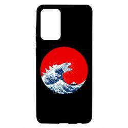 Чохол для Samsung A72 5G Godzilla Wave
