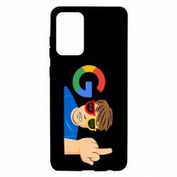 Чохол для Samsung A72 5G Google guy Fuck You