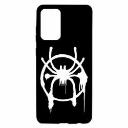 Чохол для Samsung A72 5G Graffiti Spider Man Logo