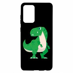 Чохол для Samsung A72 5G Green little dinosaur