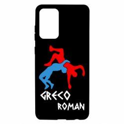 Чохол для Samsung A72 5G Греко-римська боротьба