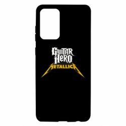 Чохол для Samsung A72 5G Guitar Hero Metallica
