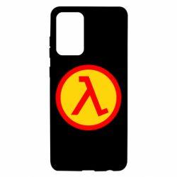 Чохол для Samsung A72 5G Half Life Logo