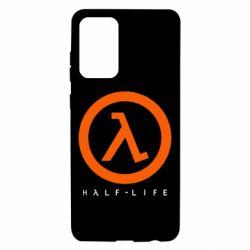 Чехол для Samsung A72 5G Half-life logotype