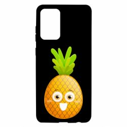 Чохол для Samsung A72 5G Happy pineapple