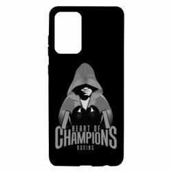 Чехол для Samsung A72 5G Heart of Champions