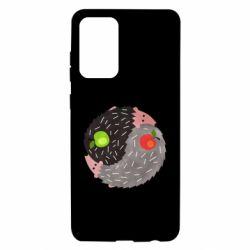 Чохол для Samsung A72 5G Hedgehogs yin-yang