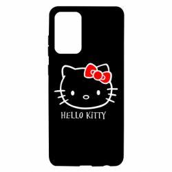 Чехол для Samsung A72 5G Hello Kitty