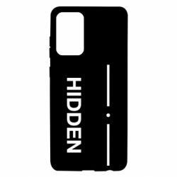 Чохол для Samsung A72 5G Hidden