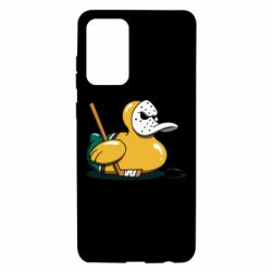 Чохол для Samsung A72 5G Hockey duck